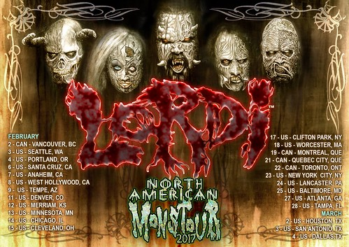 Lordi at Baltimore Soundstage