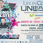 electronic music el salvador BINGO PLAYER and dash berlin
