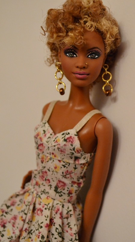 Savi Barbie Basics Target Exclusive Repaint OOAK Barbie