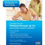 prestamos personales CITI BANK - 02sep14