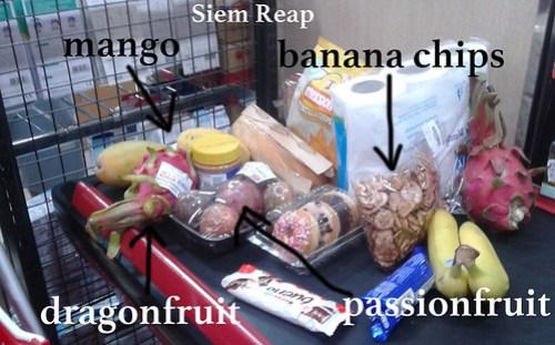 Siem Reap Groceries