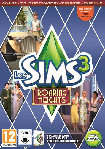 Les Sims 3 Roaring Heights