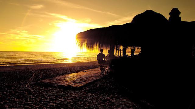 Take in the sun on the Costa del Sol