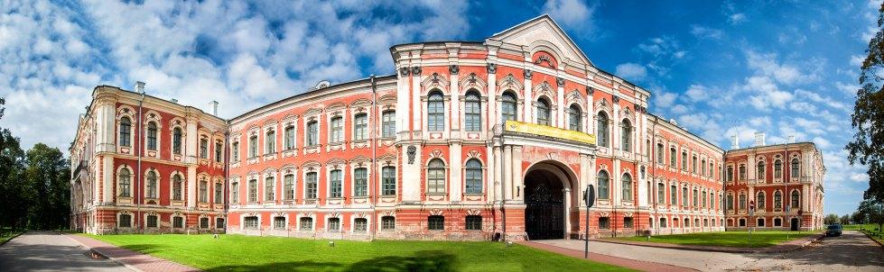 Jelgavas pils �¢ï¿½ï¿½ k���dreiz���j��� Kurzemes un Zemgales hercogu rezidence