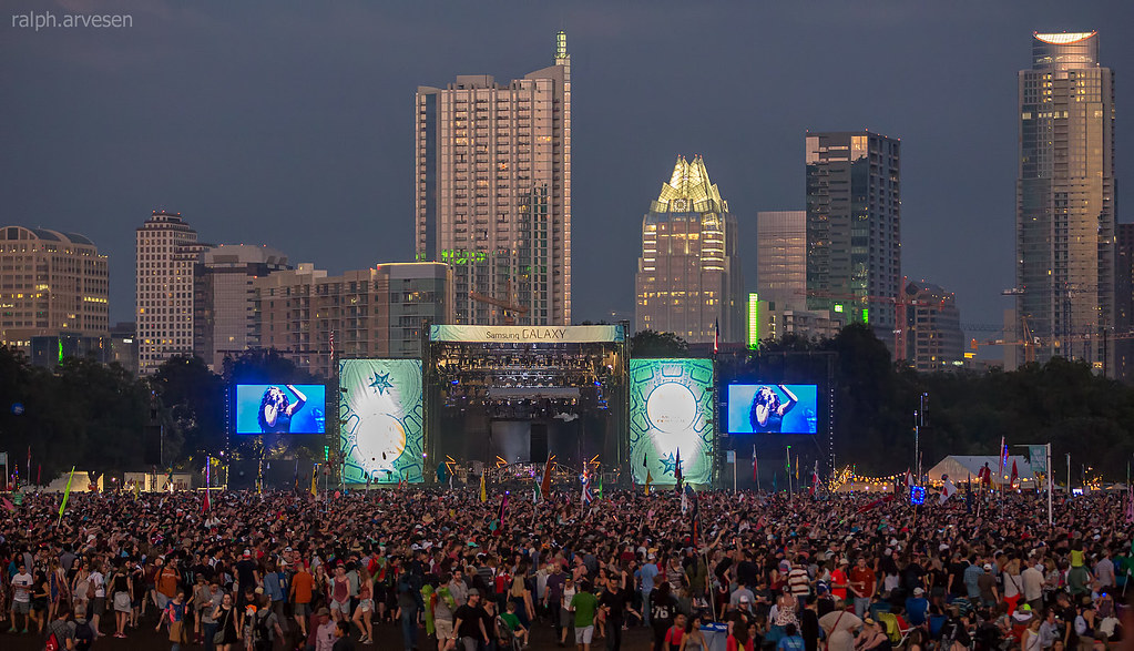 Lorde, ACL Music Festival Overview (Austin, Texas, 2014-10