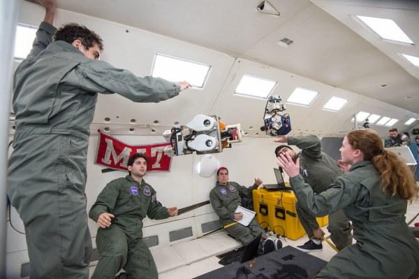 T0138P Reduced Gravity Flight Demonstration of SPHERES IN