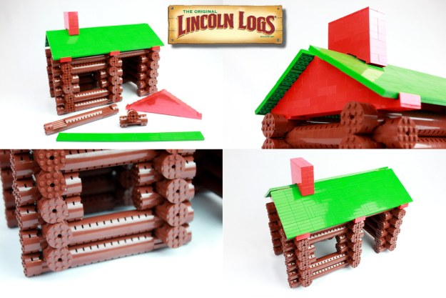 LEGO Lincoln Logs 2