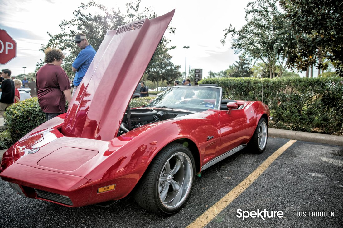 Houston Coffee and Cars November 2016 – Spekture