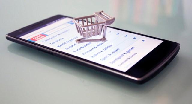 Bildrechte: Flickr Online shopping Robbert Noordzij CC BY 2.0 Bestimmte Rechte vorbehalten