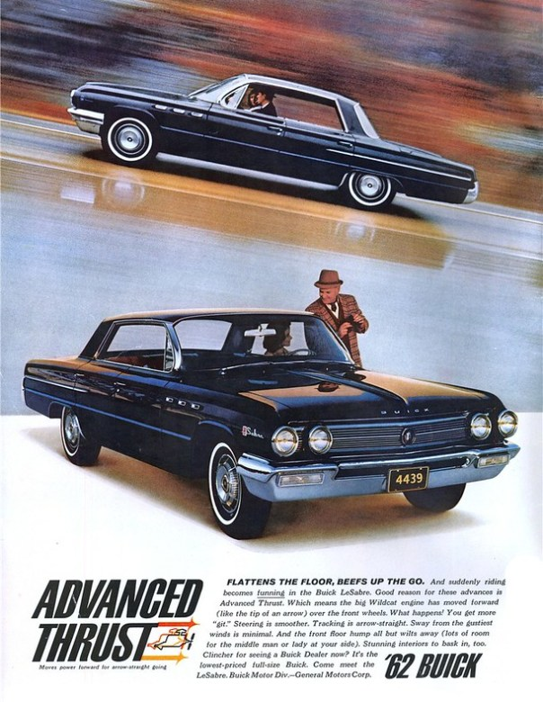 1962 Buick LeSabre - published in Life - February 23, 1962