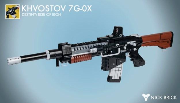 Khvostov 7G-0X - Destiny: Rise of Iron