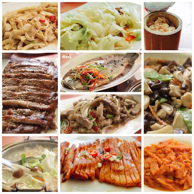 21|塔塔加遊客中心的豐盛午餐