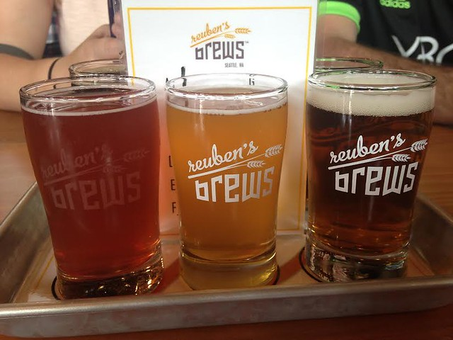 The Ballard Beer Scene How to Visit 10 Seattle Breweries in One Day
