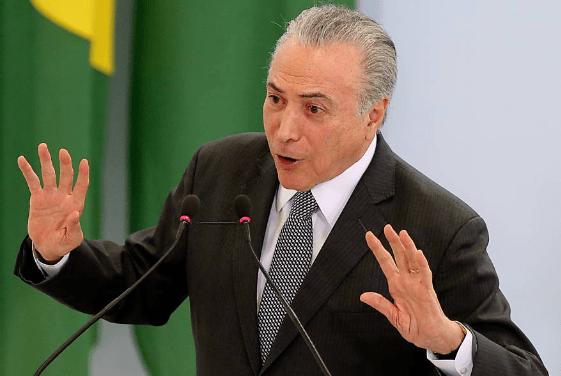 Racha dentro do PMDB pela vice-presidência da Câmara preocupa Temer, Michel Temer