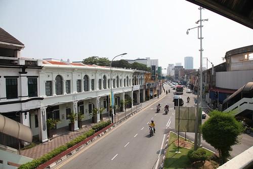 【2015大馬吉隆坡、檳城之旅】搭公車:檳城遇上的美好事件(11 ys)