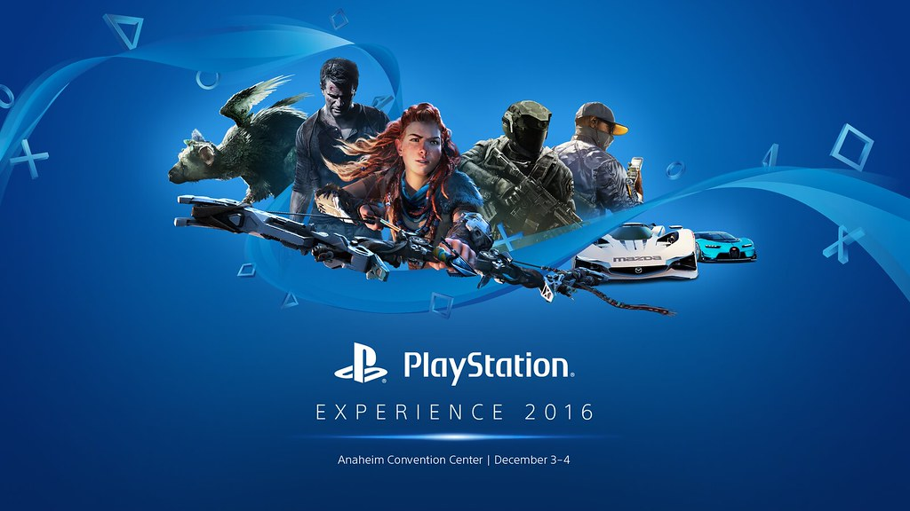 PlayStation Experience 2016 Games Lineup And Panels Announced