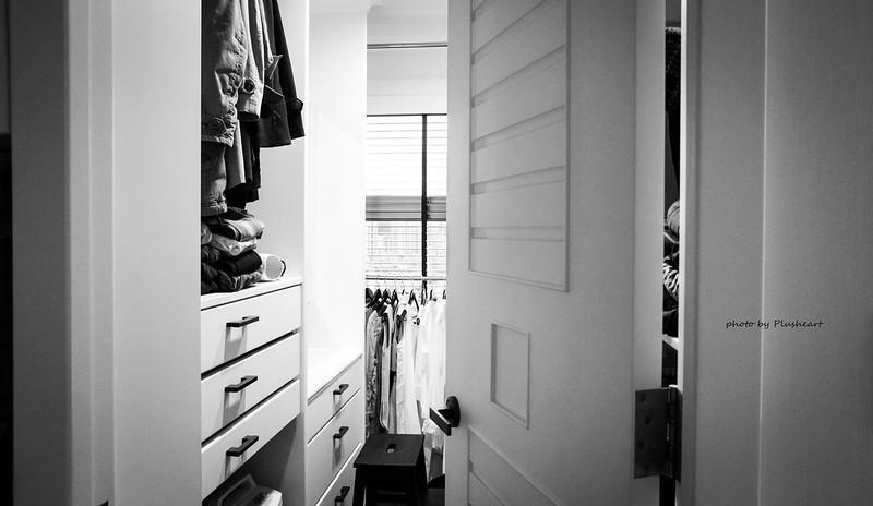 ▌Home ▌ 更衣室真的很夢幻嗎?