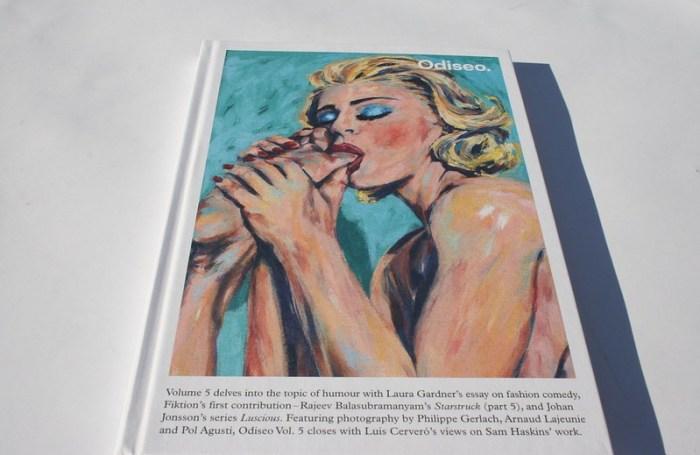 Revistas eróticas Odiseo