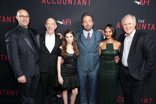 The Accountant Cast