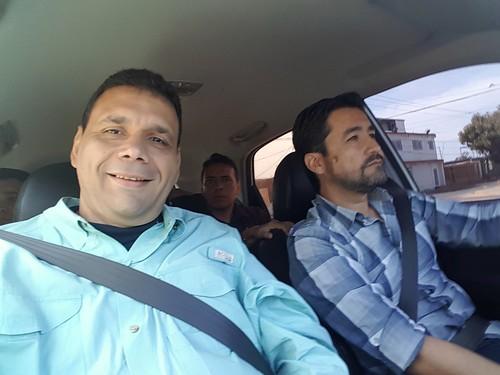 En un paseo por Maracaibo, estado Zulia, con Miguel Santana; pudimos valorar en Con-Cafe en toda su extensión, el esfuerzo de Nekso en llegar a los conductores y ofrecer un atractivo servicio al pasajero.