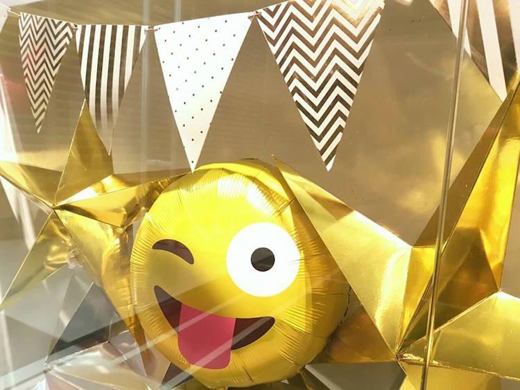 Homemade Parties DIY Party _Emoji Party06