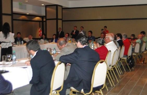 Mesa de diálogo Catamarca Informe de Sostenibilidad 2014