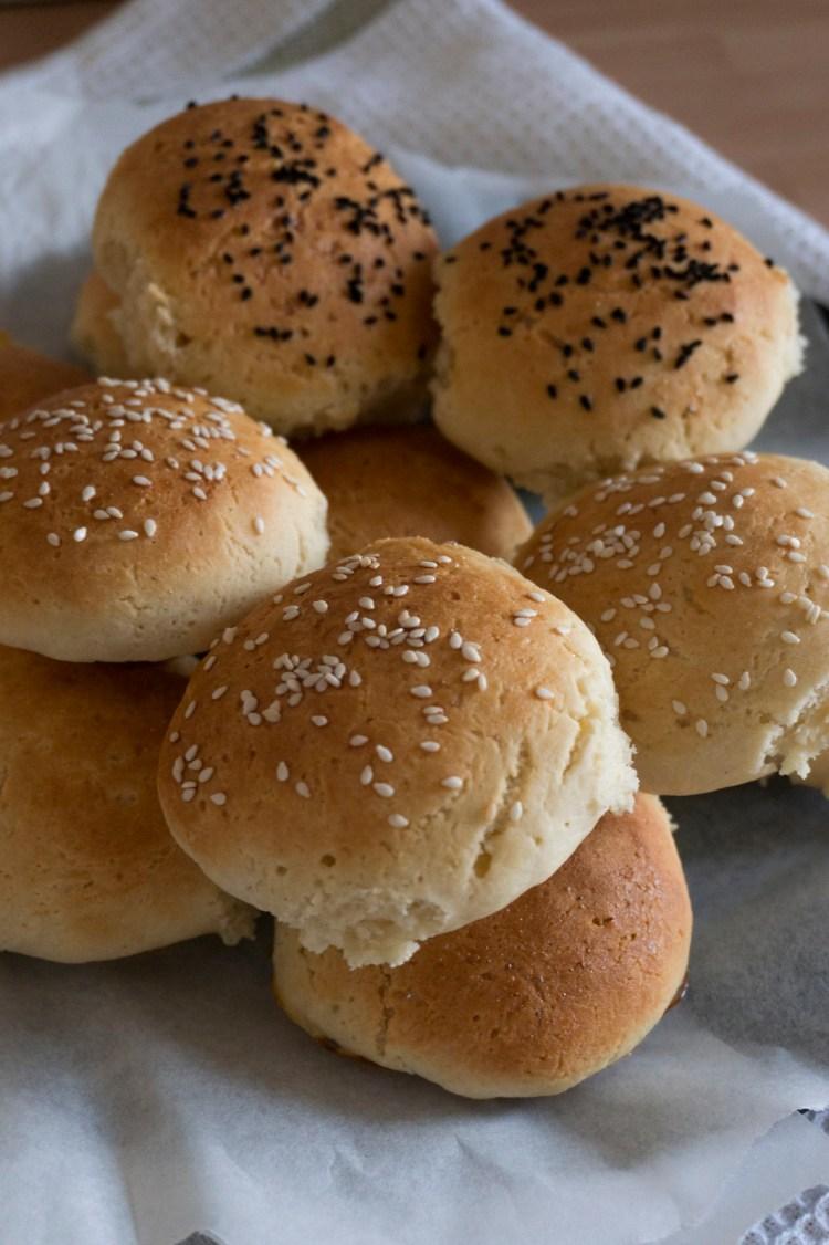 gluten free brioche buns recipe - gluten free brioche rolls