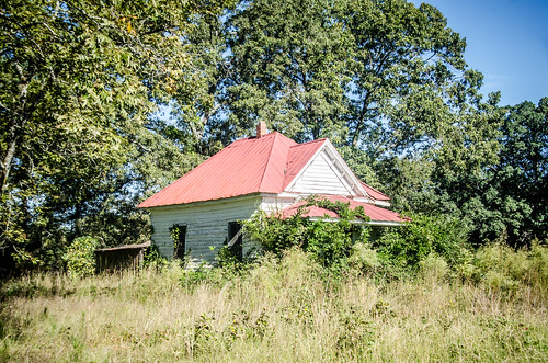 Abbevile County Farm House