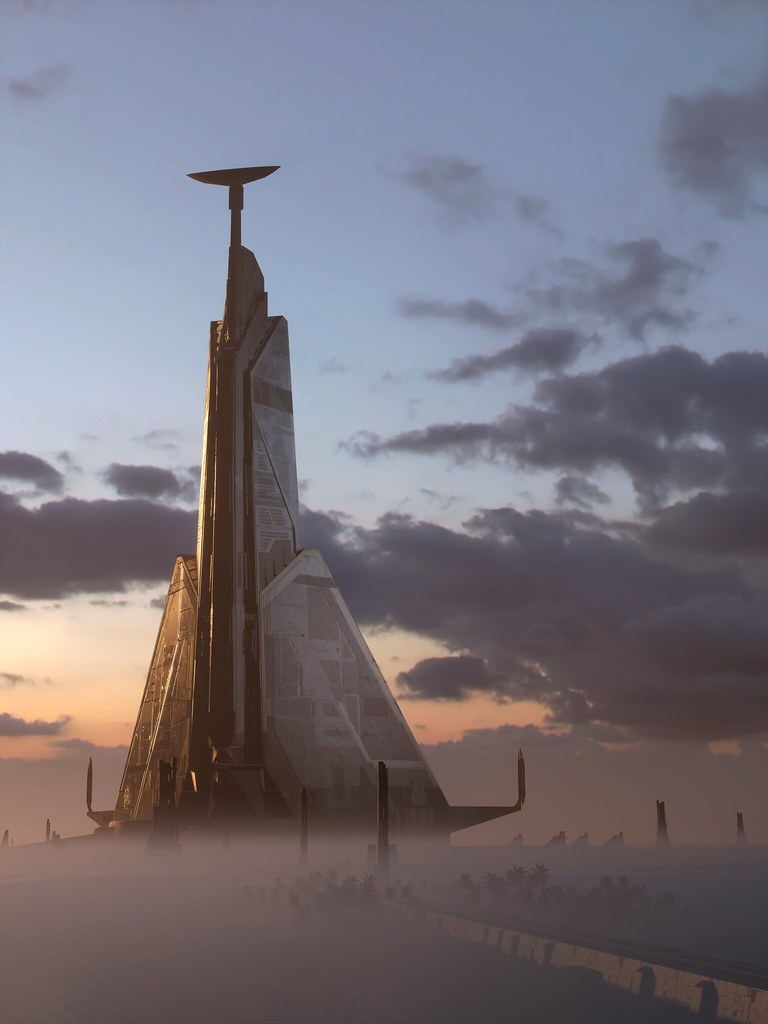 Power Tower Star Wars Battlefront Cinematic Tools By
