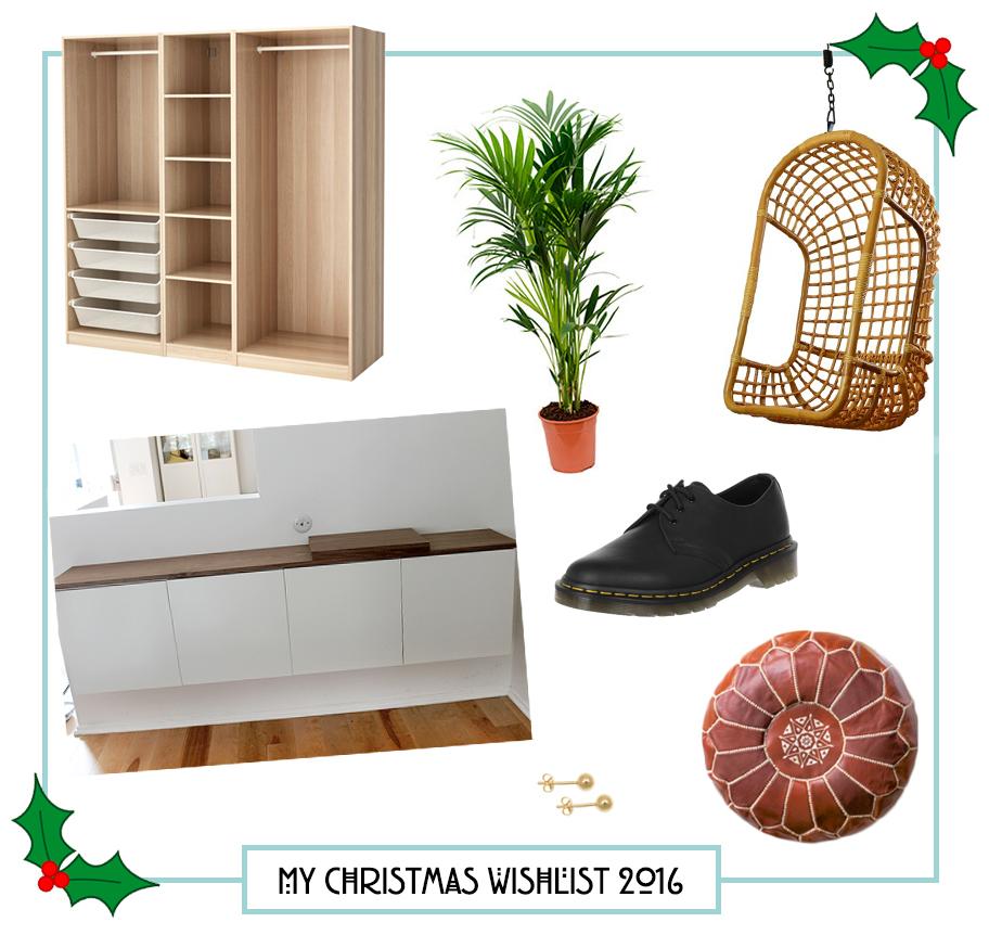 Verlanglijstje voor kerst