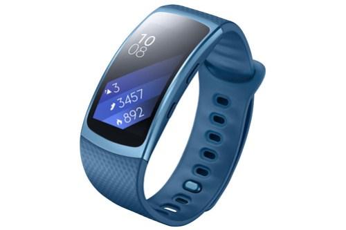 Los Samsung Gear Fit2