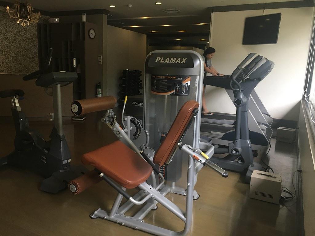 Gym at PERH