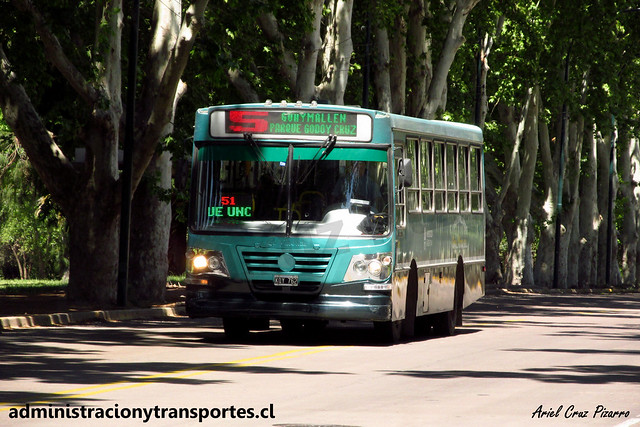 Transporte General Roca (Mendoza) | La Favorita - Mercedes Benz / KQY762