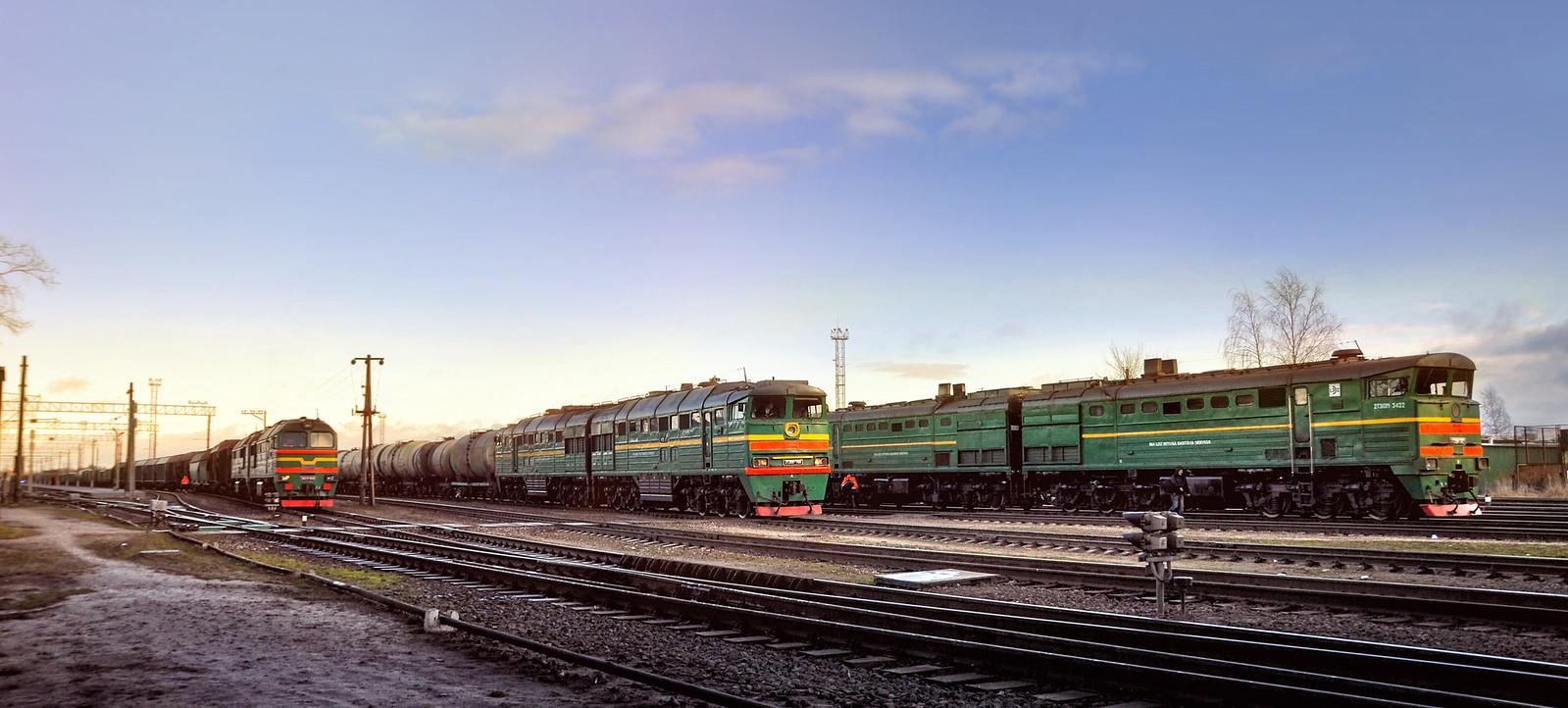 Jelgavas stacija 21.12.2014