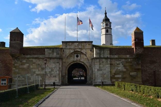 Kalemagden Front Gate