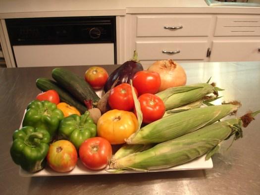 Vegetables CSA