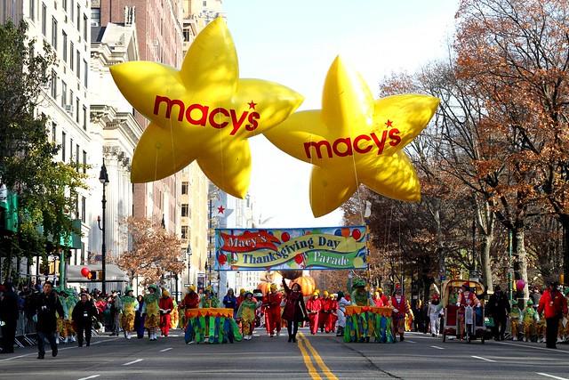 Macys 2015 Thanksgiving Day Parade