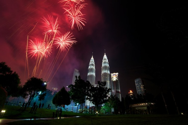 Image result for klcc fireworks