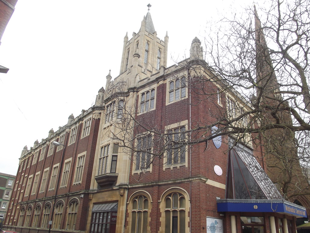 Methodist Central Hall Warwick Lane Coventry This Is