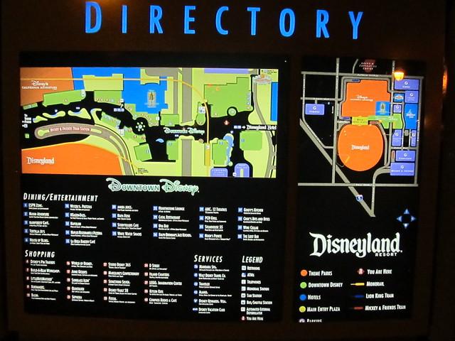 Downtown Disney Directory Downtown Disney Anaheim
