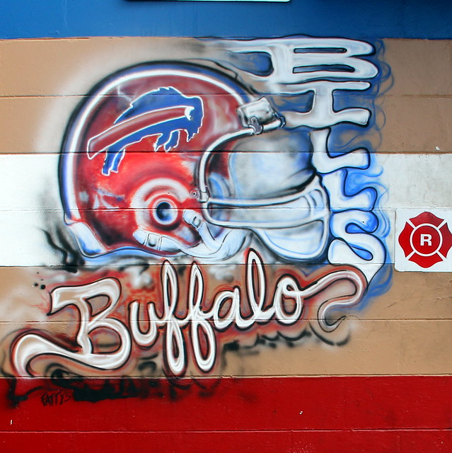 Football Graffiti Flickr Photo Sharing