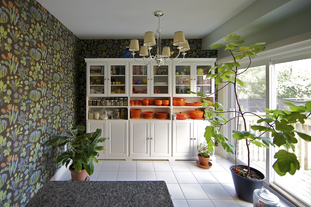 Kitchen Cabinets Liatorp Cabinets From IKEA Le Creuset