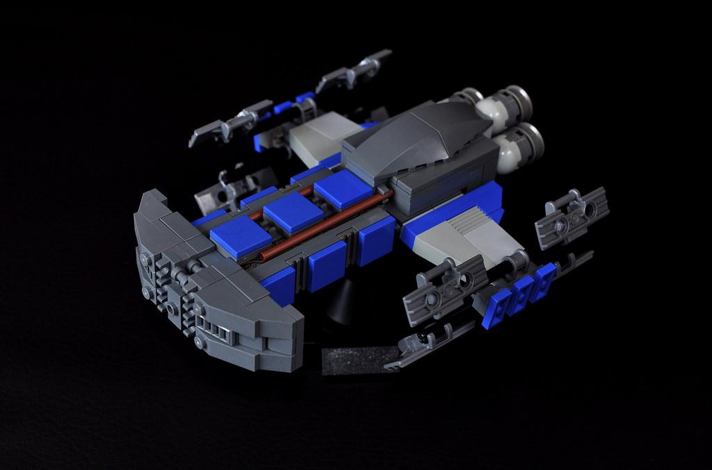Starcraft Battlecruiser Top My Brother Got His Boss For