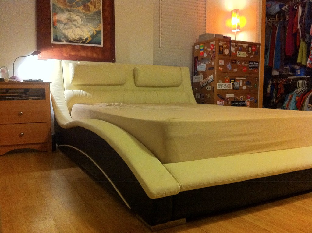 """My First """"real"""" Furniture: A New Bed."""