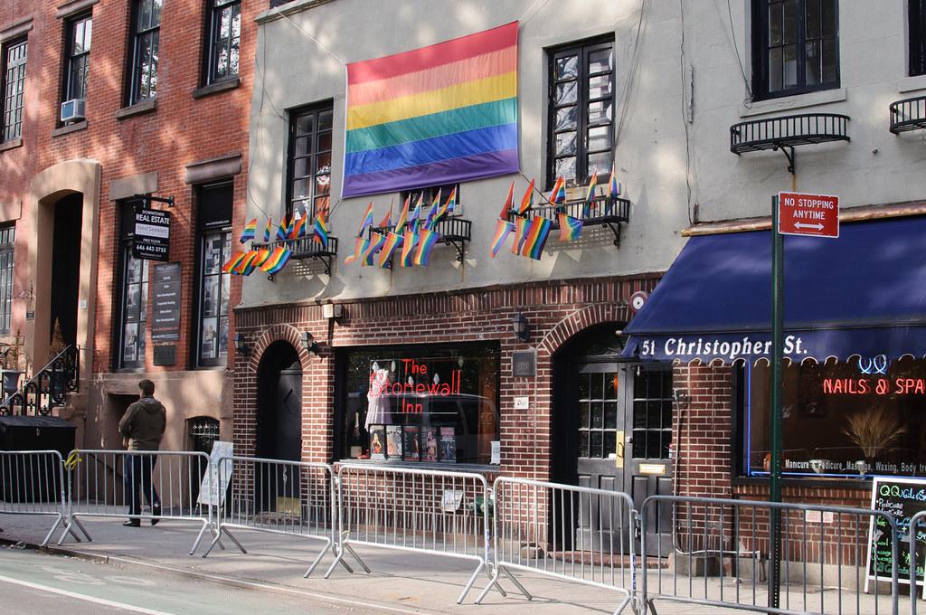 Stonewall Inn West Village Stonewall Inn Is Now A