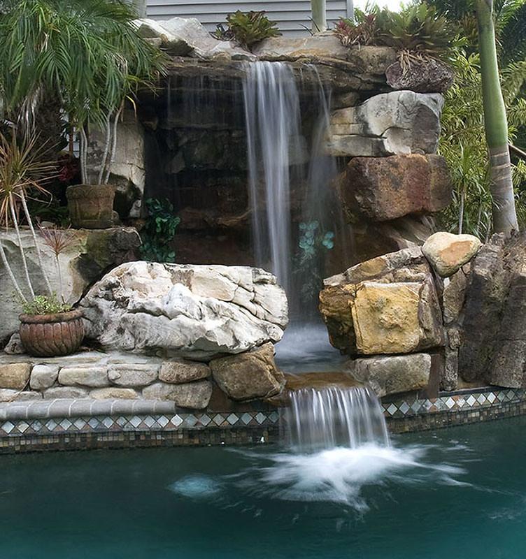 Top Ten Grotto Waterfalls Natural Stone Sarasota Bradenton
