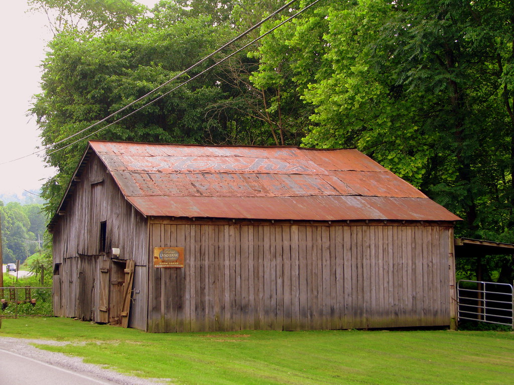 Sterchis Barn Old US 31E Sumner County It Costs
