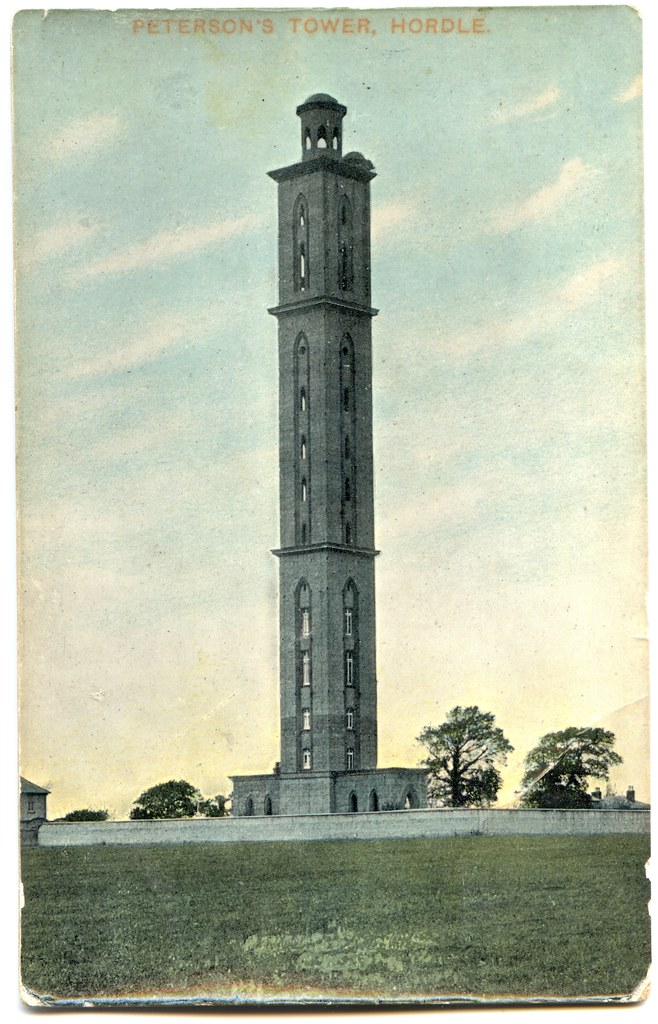 Peterson S Tower Peterson S Folly Sway Tower Tower Hall
