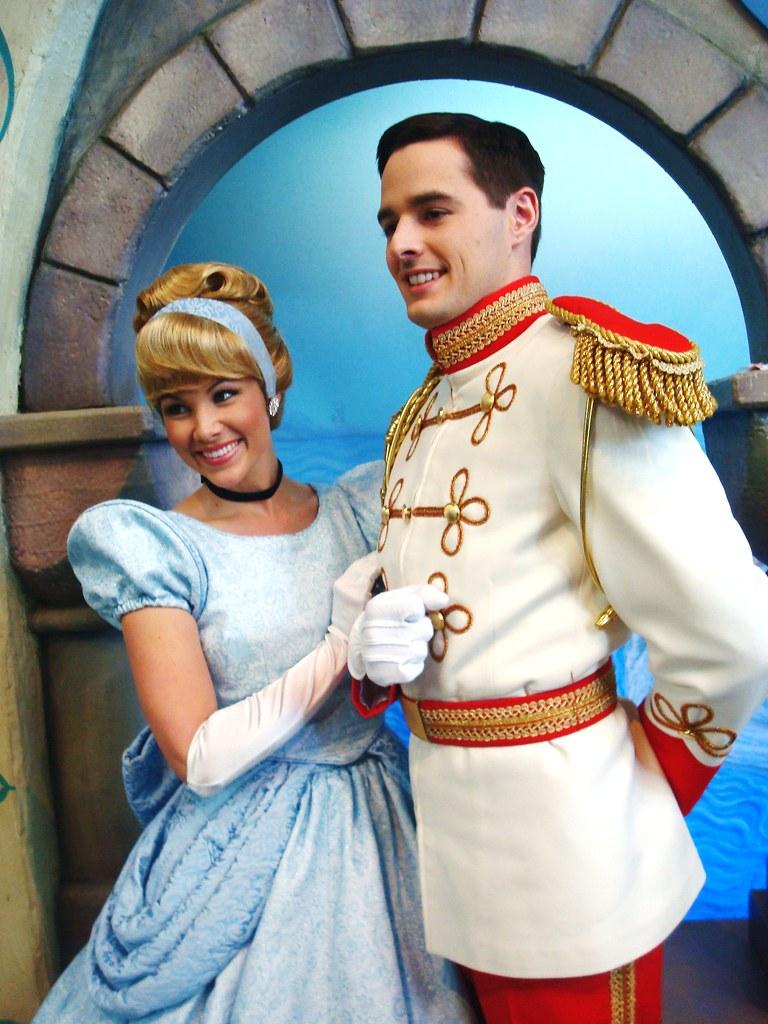 Cinderella And Prince Charming Jennie Park