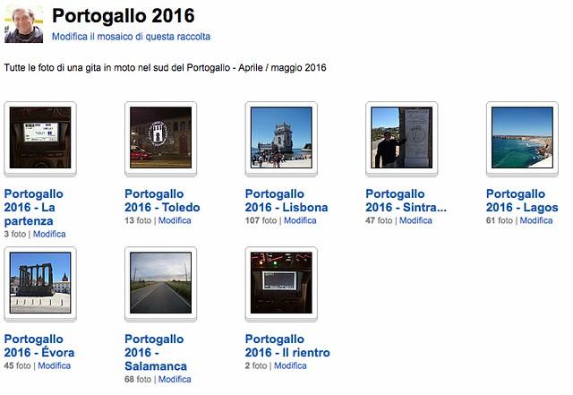 Le foto del viaggio in Portogallo